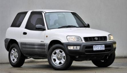 1999  Toyota RAV4Hardtop