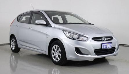 2013  Hyundai Accent Active Hatchback