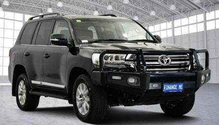 2017  Toyota Landcruiser Vx Wagon