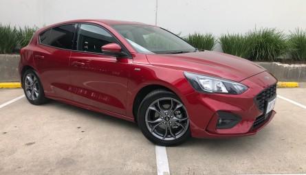 2019  Ford Focus St-line Hatchback