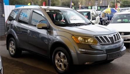 2012  Mahindra XUV500 W8 Wagon