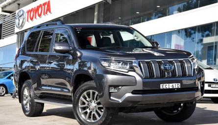 2019  Toyota Landcruiser Prado Vx Wagon