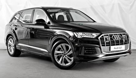2021  Audi Q7 45 Tdi Wagon