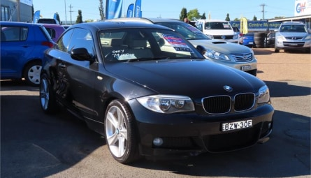2011  BMW 1 Series 120i Coupe