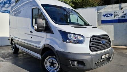 2018  Ford Transit 350l Van