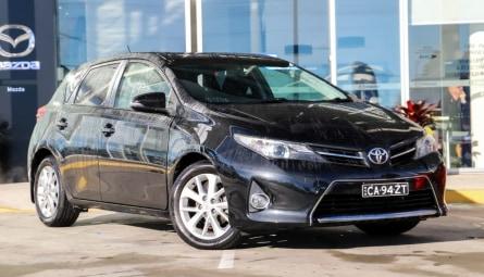2014  Toyota Corolla Ascent Sport Hatchback