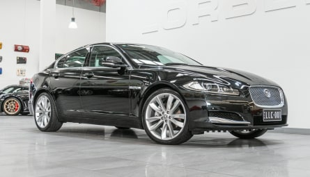 2013  Jaguar XF Premium Luxury Sedan