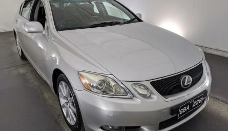 2005  Lexus GS Gs300 Sports Luxury Sedan