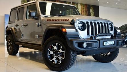 2020  Jeep Wrangler Unlimited Rubicon Hardtop