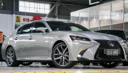 2016  Lexus GS450H Gs450h F Sport Sedan