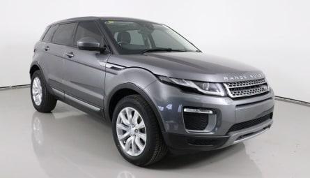 2016  Land Rover Range Rover Evoque Td4 150 Pure Wagon