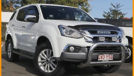 2018  Isuzu MU-X Ls-u Wagon