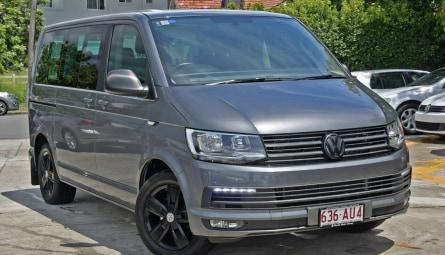 2018 Volkswagen Multivan TDI340 Comfortline Wagon