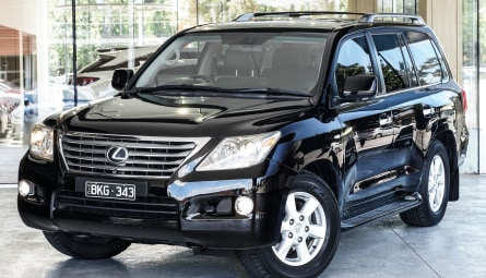 2008 Lexus LX LX570 Sports Luxury Wagon