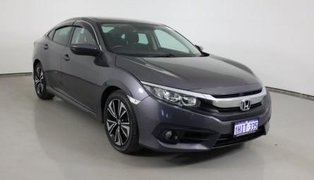 2016  Honda Civic Vti-l Sedan