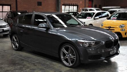 2014  BMW 1 Series 116i Hatchback