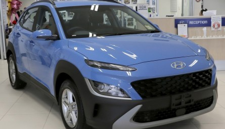 2021  Hyundai KonaWagon