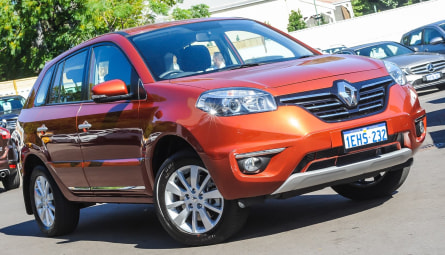 2013 Renault Koleos Expression Wagon
