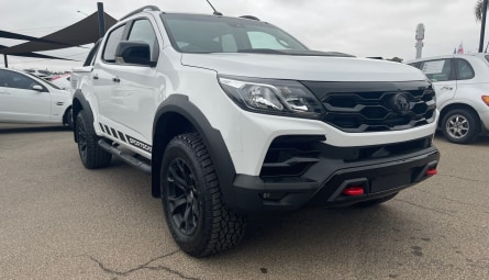 2019  Holden Special Vehicles Colorado Sportscat V Pickup Crew Cab