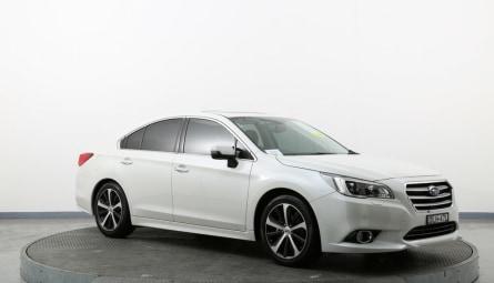 2016 Subaru Liberty 2.5i Premium Sedan