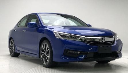 2016 Honda Accord V6L Sedan