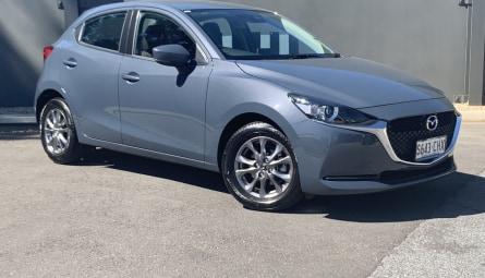 2020  Mazda 2 G15 Pure Hatchback