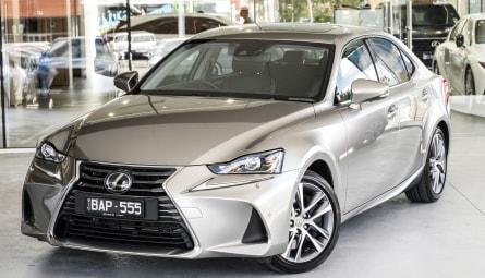 2019 Lexus IS IS300 Luxury Sedan