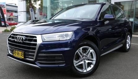 2018  Audi Q5 Tdi Design Wagon