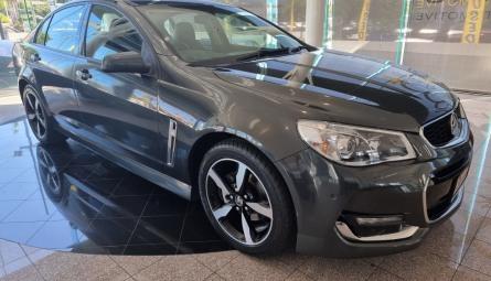 2017 Holden Commodore SV6 Sedan