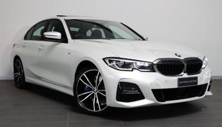 2020  BMW 3 Series 330e M Sport Sedan