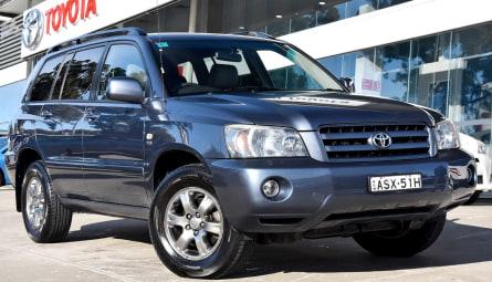 2005  Toyota Kluger Cvx Wagon