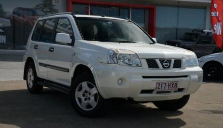 2004  Nissan X-Trail St Wagon
