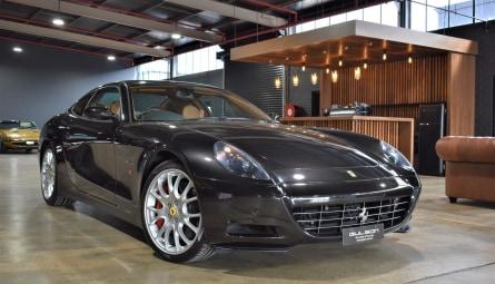 2010  Ferrari 612 SCAGLIETTICoupe