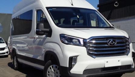2021  LDV Deliver 9Bus