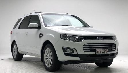 2015  Ford Territory Tx Wagon