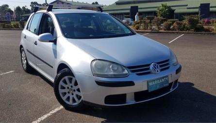 2006  Volkswagen Golf Trendline Hatchback
