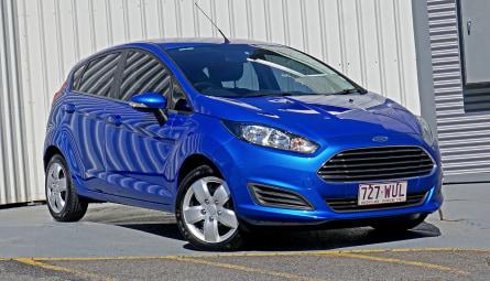 2016 Ford Fiesta Ambiente Hatchback