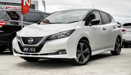 2019 Nissan LEAFHatchback