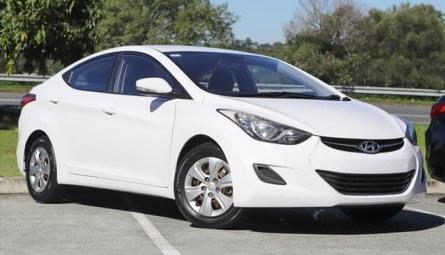 2013 Hyundai Elantra Active Sedan