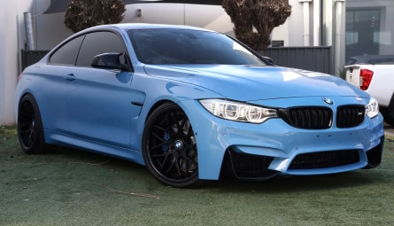 2014  BMW M4Coupe