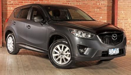 2013 Mazda CX-5 Maxx Sport Wagon