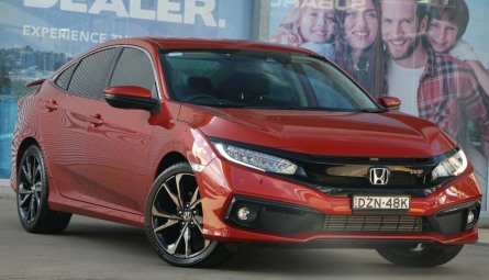 2019 Honda Civic RS Sedan