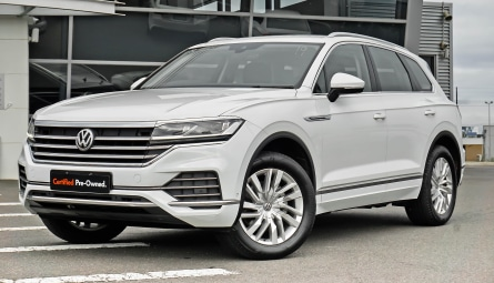 2019 Volkswagen Touareg 190TDI Wagon