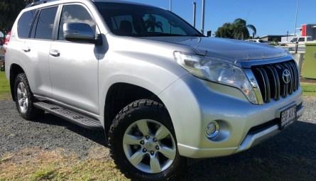 2017 Toyota Landcruiser Prado GXL Wagon