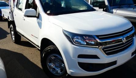 2018  Holden Colorado Ls Pickup Crew Cab