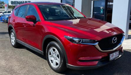 2017  Mazda CX-5 Maxx Wagon