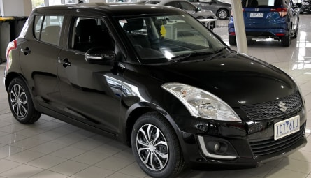 2014  Suzuki Swift Gl Navigator Hatchback