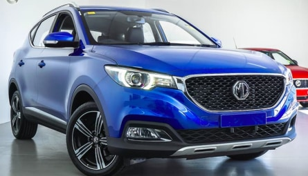 2021  MG ZS Excite Plus Wagon