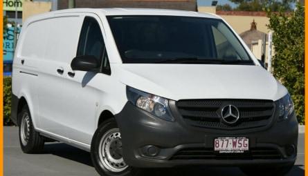 2016  Mercedes-Benz Vito 114bluetec Van
