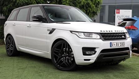 2014  Land Rover Range Rover Sport Tdv6 Se Wagon